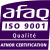 Certification ISO 9007
